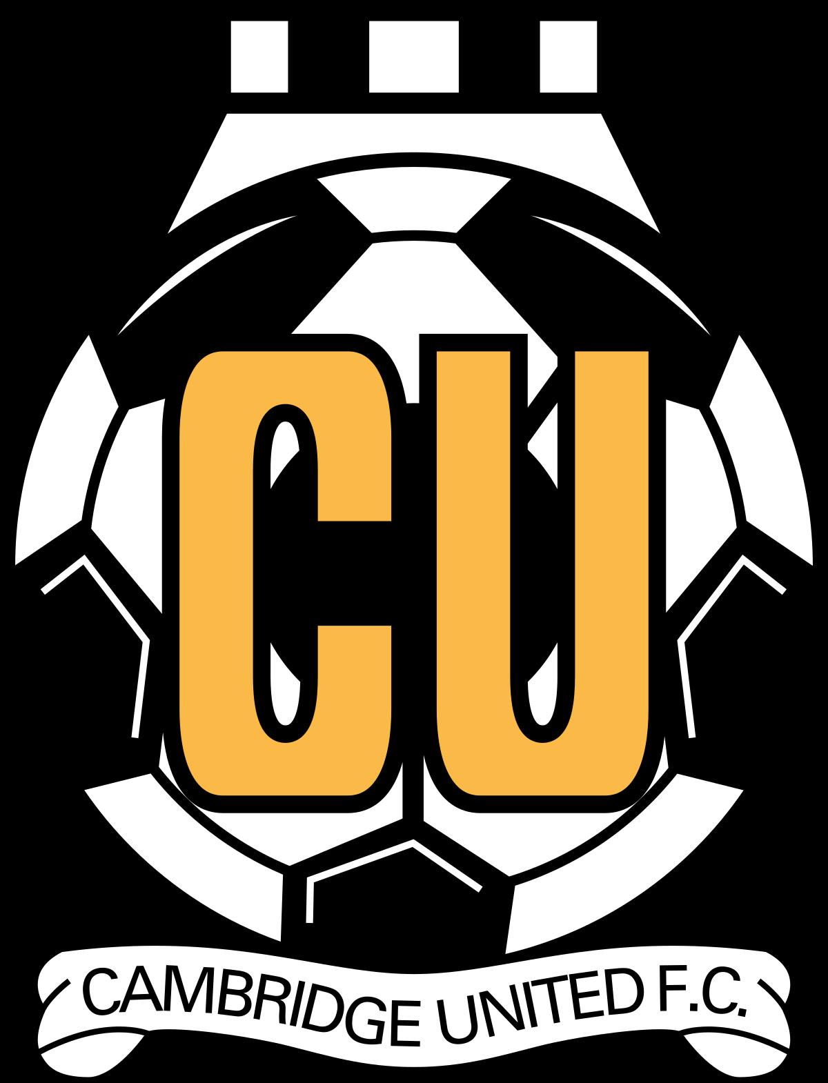 Cambridge United club crest