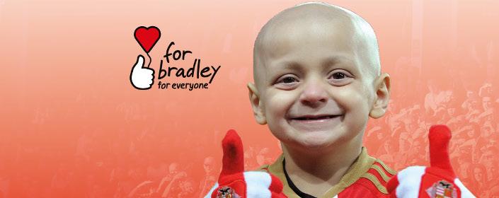 Bradley Lowery ad
