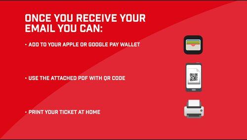 digital ticket info