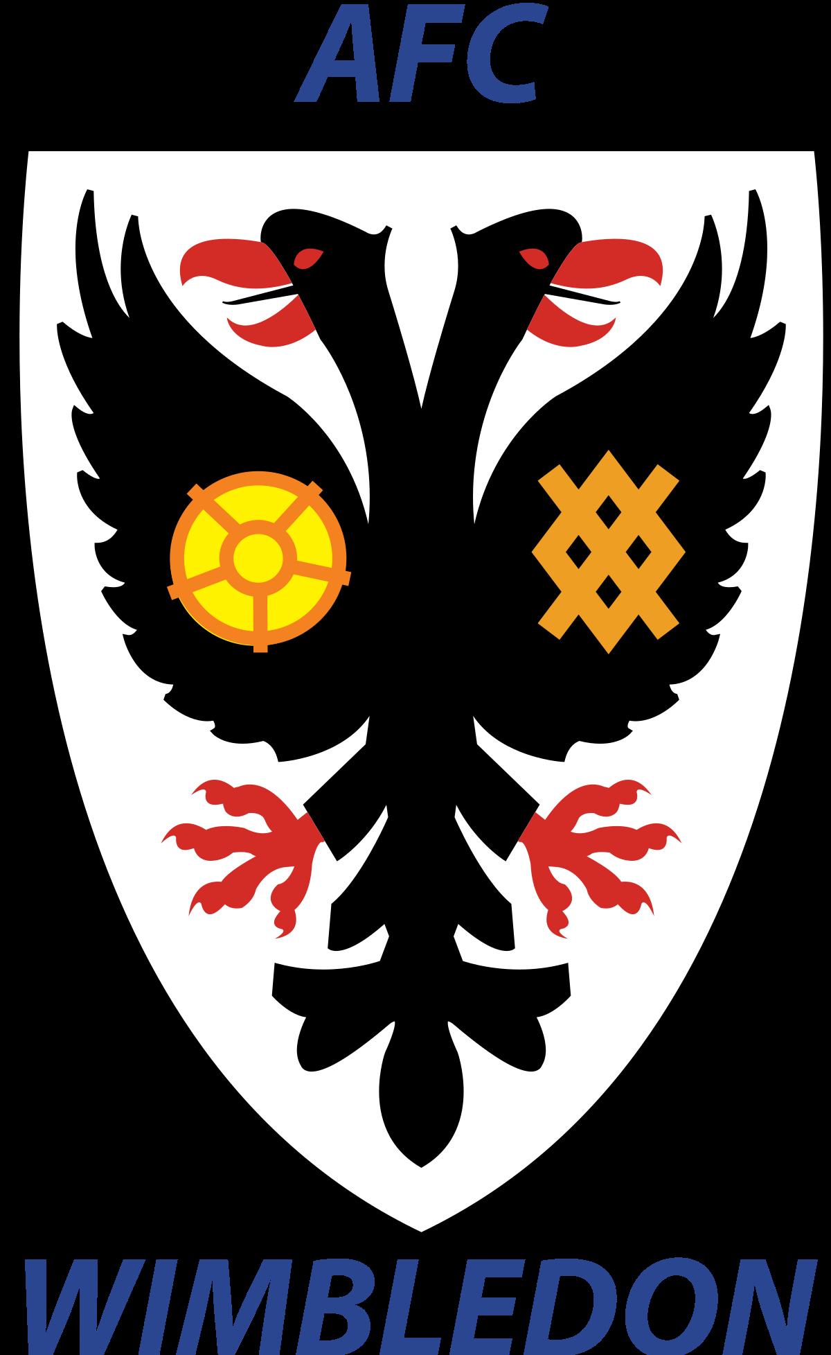 AFC Wimbledon crest