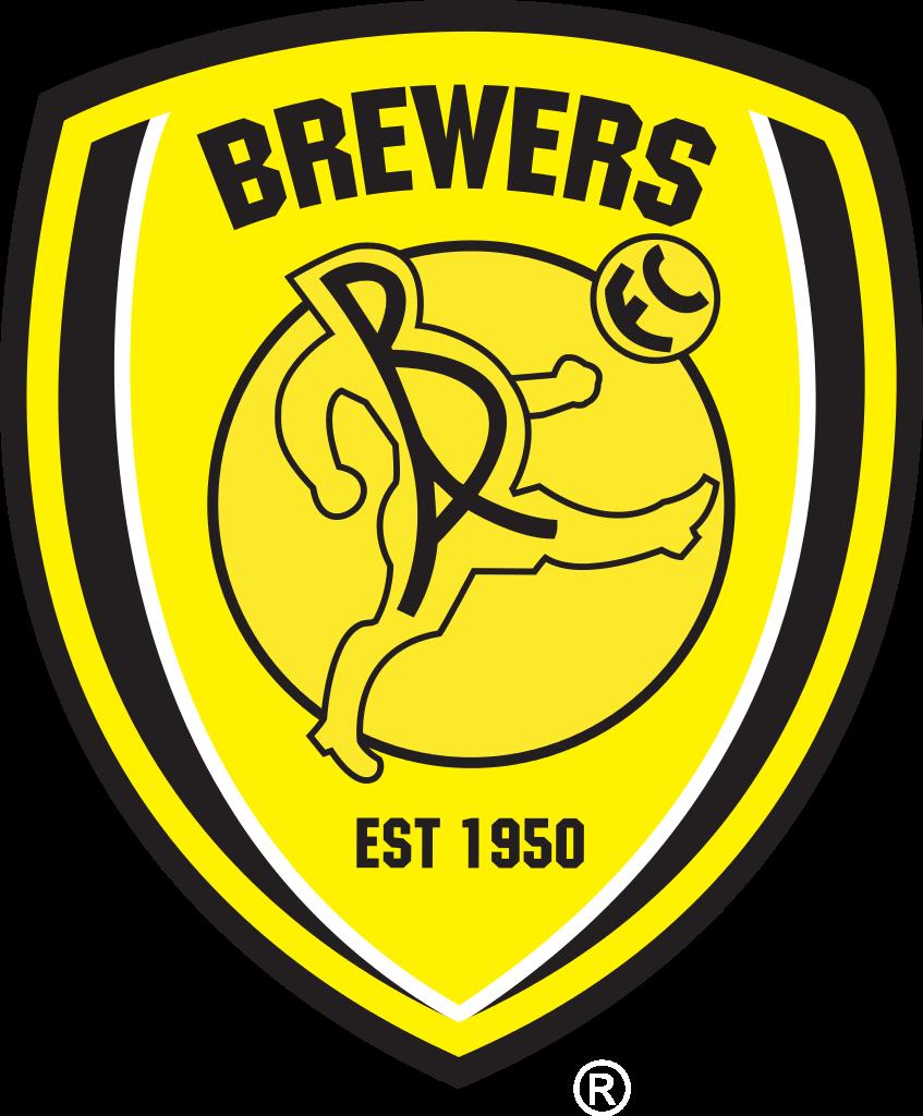 Burton Albion crest