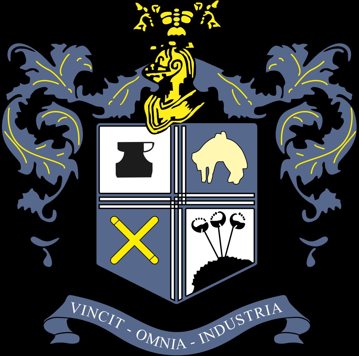 Bury FC crest