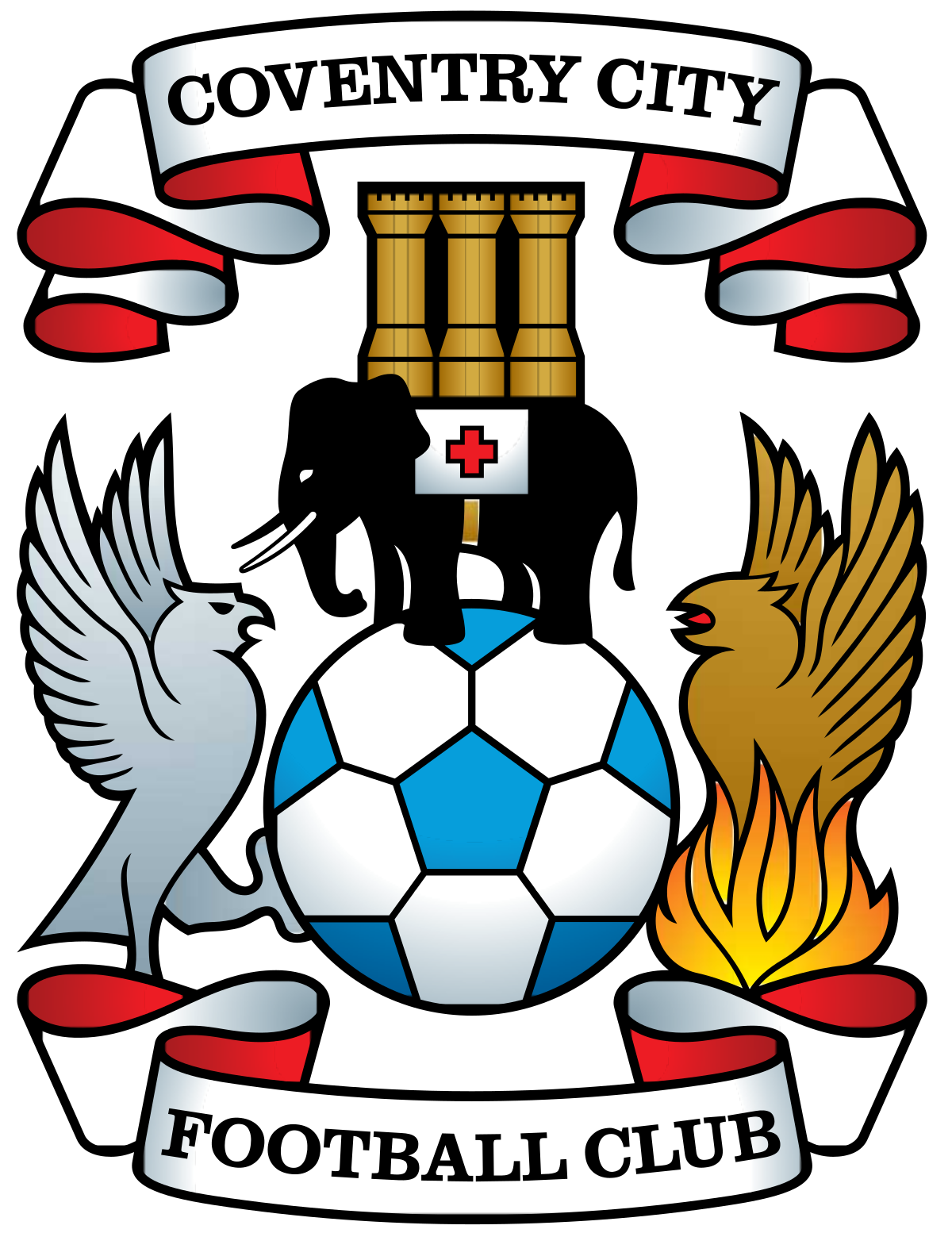 Coventry crest