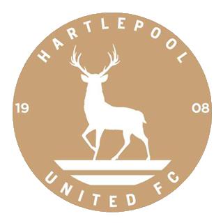Hartlepool FC crest