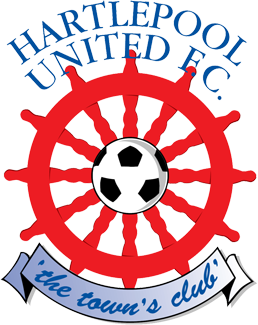 Hartlepool United club crest