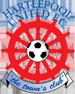 Hartlepool United club crest