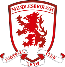 Middlesbrough FC club crest
