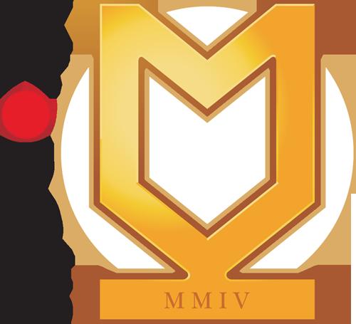Milton Keynes Dons crest