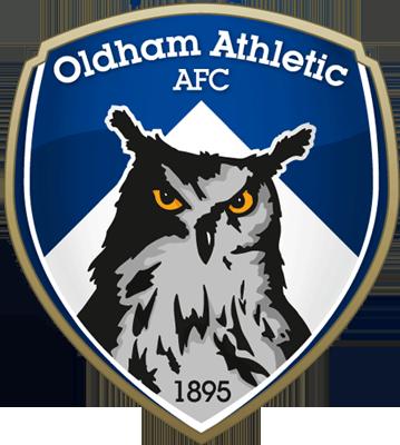 Oldham athletic crest