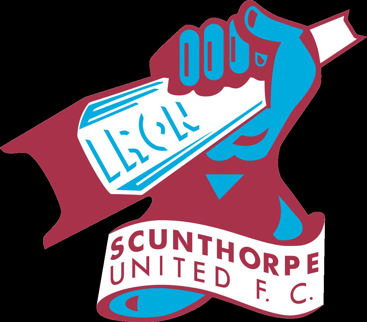 Scunthorpe United crest
