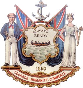 South Shields crest