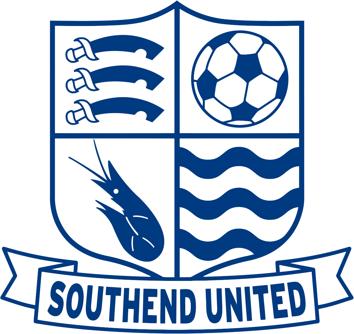 Southend United crest