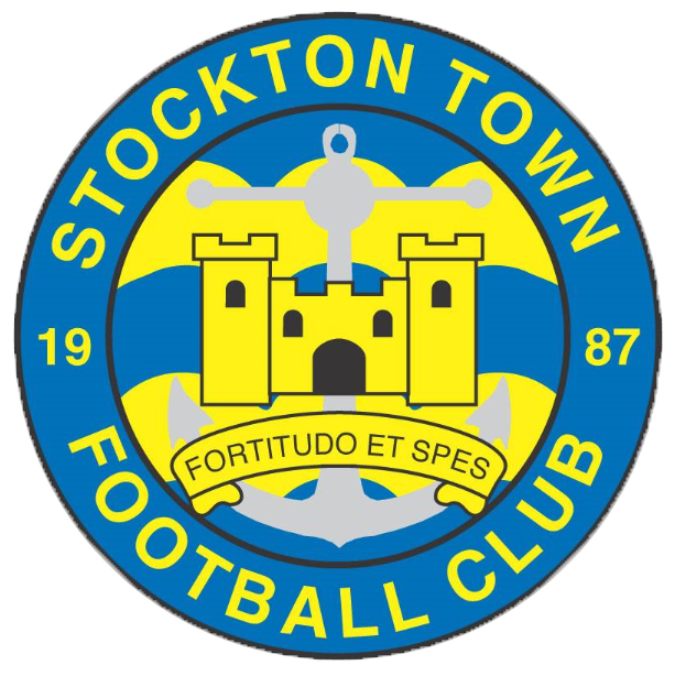 Stockton Town FC crest