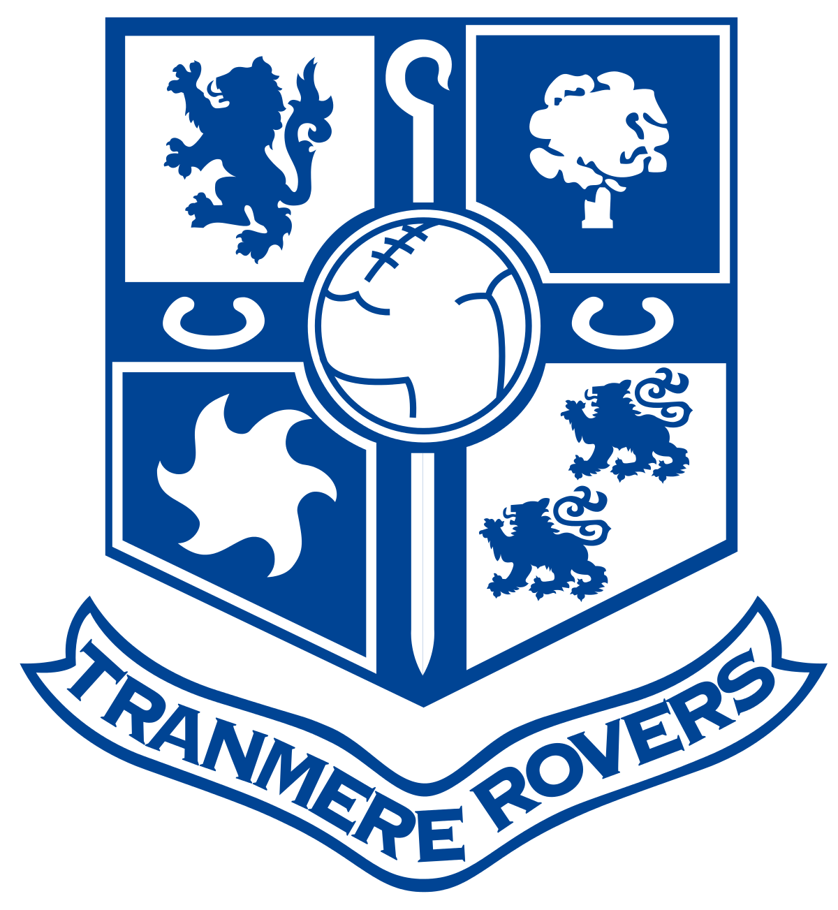 Tranmere Rovers crest