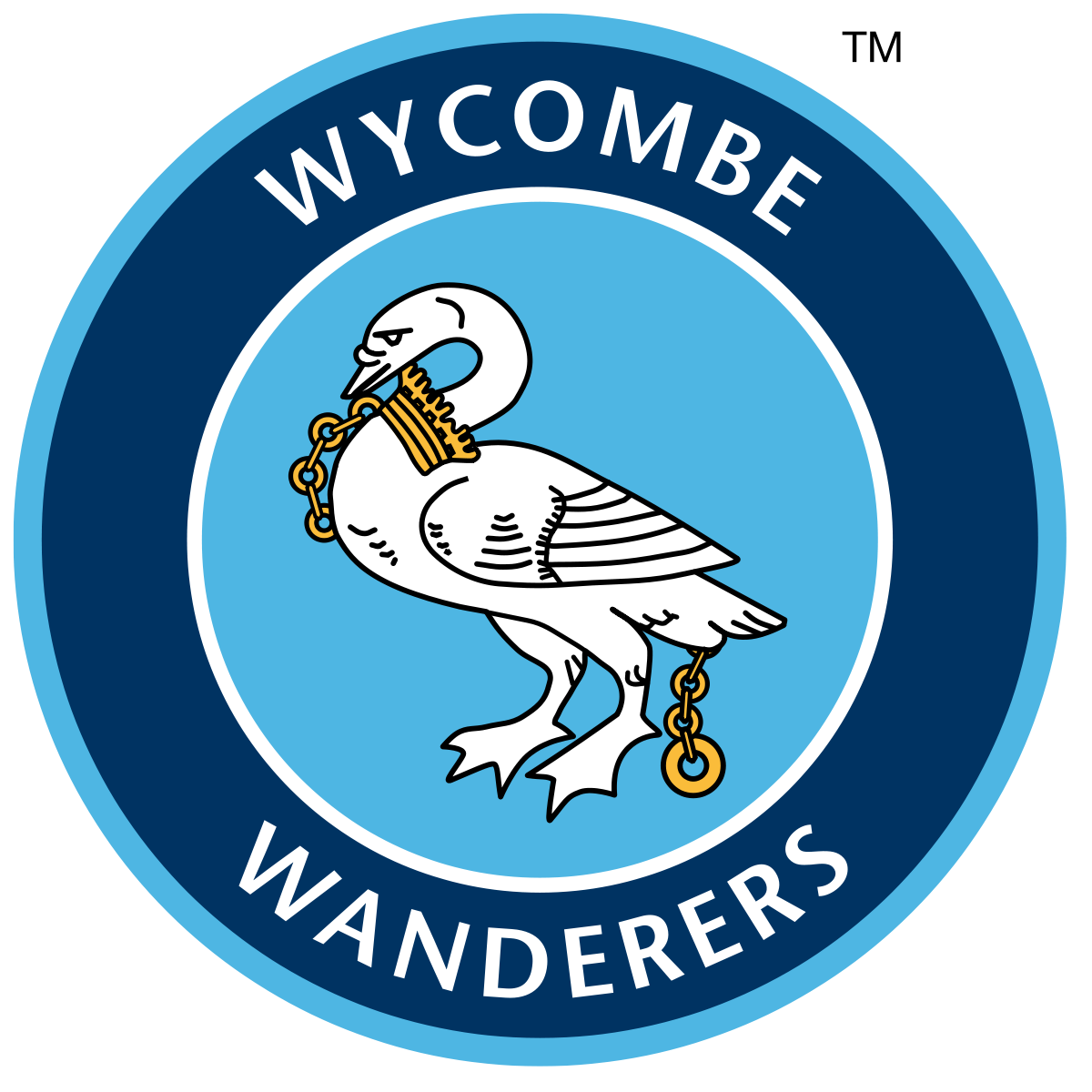 Wycombe Wanderers crest