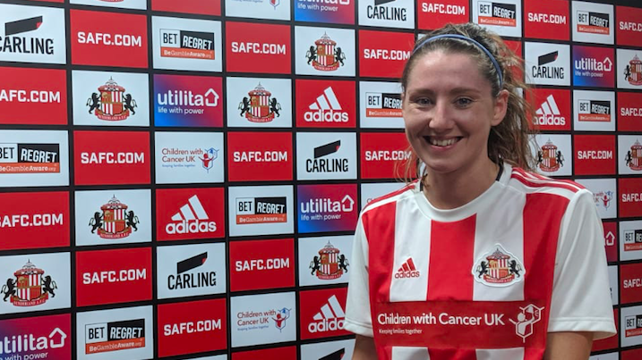 Cottam signs for the Lasses