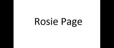 ROSIE PAGE